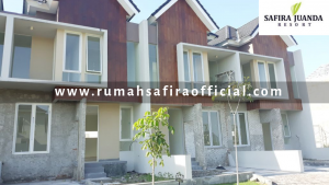 Rumah Contoh Type Beverly Safira Juanda Buduran