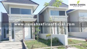 Rumah Contoh Type Cortona Safira Juanda Buduran