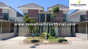 Rumah Contoh Type Valeriano Safira Juanda Buduran