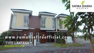 Type Lantana Perumahan Safira Juanda Resort