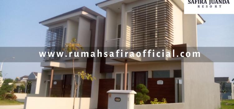 Type Scarlet Rumah Safira Juanda Resort