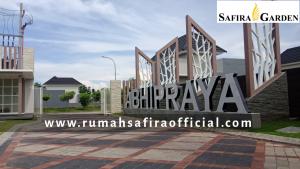 Gate Cluster Abhipraya Safira Garden