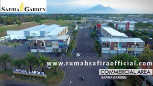 Safira Garden Commercial Area