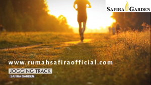 Safira Garden Jogging Track