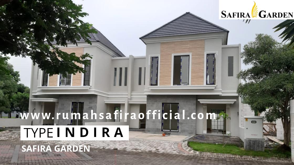 Safira Garden Type Indira