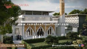 Amartha Safira Sekolah Al Azhar