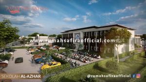 Amartha Safira Sekolah Al-Azhar