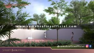 Amartha Safira Street Bascket Ball