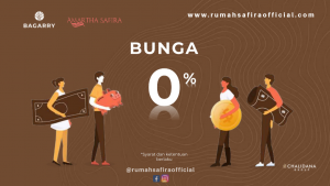Bunga KPR 0% amartha safira