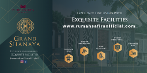 Fasilitas Khusus Cluster Grand Shanaya
