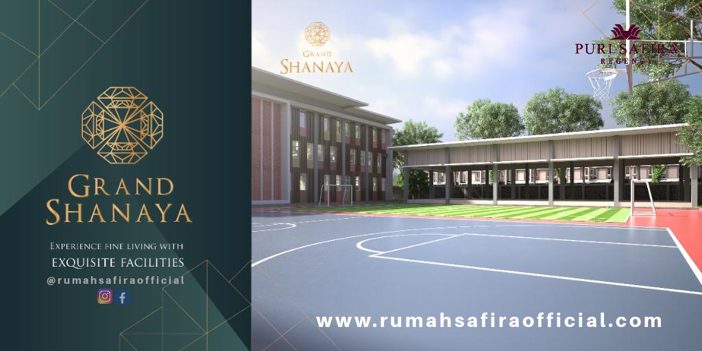 Fasilitas Sarana Olahraga Puri Safira Regency | Rumah ...