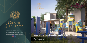 Playground Cluster Grand Shanaya
