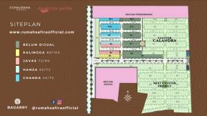 Siteplan Amartha Safira Sidoarjo