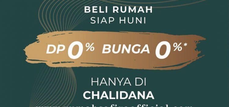 Beli Rumah Siap Huni Dp 0 % Bunga 0%